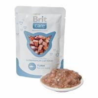 BRIT Care Cat «Тунец» Суперпремиальный влажный корм для кошек
