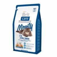 Brit Care Cat Monty Indoor - для кошек, живущих в помещении, гипоаллергенный.