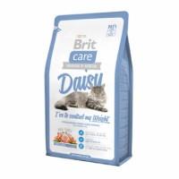 Brit Care Cat Daisy - корм для кошек, склонных к полноте всех пород, гипоаллергенный.