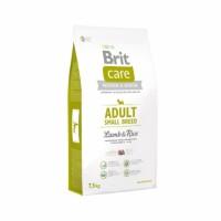 Brit Care Adult Small Breed - корм для взрослых собак мелких пород, ягненок с рисом.