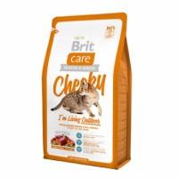 Brit Care Cat Cheeky Outdoor - для активных кошек и кошек уличного содержания.