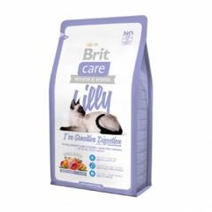 Brit Care Cat Lilly Sensitive Digestion - беззерновой, для кошек с чувств. пищеварением.