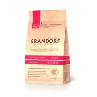 Грандорф низкозерновой корм для домашних кошек индор - ягненок с рисом