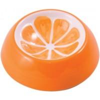 КерамикАрт миска керамическая для грызунов 10 мл Апельсин Артикул: 211048