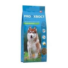PROХВОСТ сухой корм д/собак с чувствительным пищеварением.