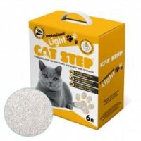 CAT STEP Professional Light бентонитовый наполнитель 6 л ( 2,5 кг)