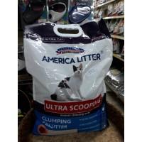 Наполнитель America Litter ULTRA SCOOPING суперкомкующийся НОВИНКА !!!