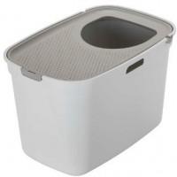 Moderna био-туалет Top Cat 59x39x38h см, вертикальный вход, бело-серый Артикул: 7015948
