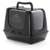 Moderna Luxurious био-туалет 50x39x37h см с совком, черный Артикул: 7013135