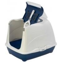 Moderna био-туалет Flip Cat 50x39x37h см с совком, синий Артикул: 7007950
