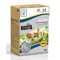 BOZITA FELINE FUNKTION KITTEN - Влажное питание для котят беременных и кормящих кошек.