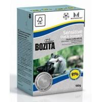 BOZITA FELINE FUNKTION SENSITIVE DIET & STOMACH - Влажное питание для взрослых и молодых кошек, с чувствительным пищеварением, для кошек с избыточным весом и низким уровнем активности.