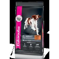 EUKANUBA ADULT MEDIUM BREED 1+ YEARS корм полнорационный для взрослых собак средних пород с птицей