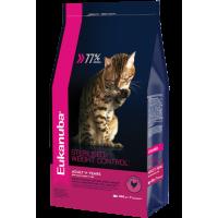 EUKANUBA ADULT STERILISED/ WEIGHT CONTROL корм для кастрированных и склонных к ожирению кошек