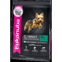 EUKANUBA ADULT TOY BREED 1+ YEARS корм для взрослых собак миниатюрных пород, с птицей