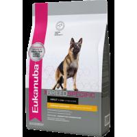 EUKANUBA BREED SPECIFIC корм для собак породы НЕМЕЦКАЯ ОВЧАРКА.Также подходит для собак следующих пород: бельгийские овчарки
