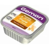Gemon Dog - консервы для щенков паштет курица