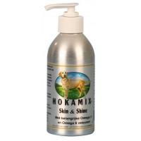 Hokamix Skin & Shine - масло для кожи и шерсти для собак и кошек 250 мл.