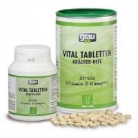 Grau Krauter-Hefe Tabletten (Таблетки Краутер-Хёфе) - Для беременных и кормящих собак и кошек, для собак в период нагрузок.