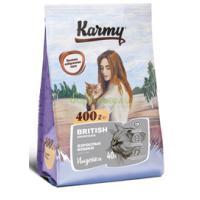 KARMY Adult Cat British Turkey Сухой корм для взрослых Кошек Британской породы