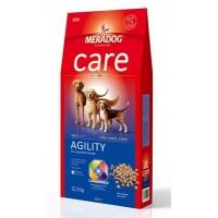MERADOG CARE AGILITY - Корм для взрослых собак с повышенным уровнем активности.