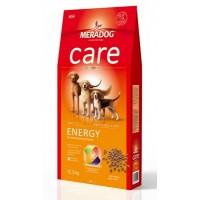 MERADOG CARE ENERGY - Корм для взрослых собак с высоким уровнем активности.