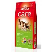 MERADOG CARE LIGHT - Корм для взрослых собак, склонных к лишнему весу.