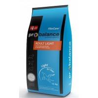 ProBalance Adult Light Корм сухой для взрослых собак с нормальной активностью