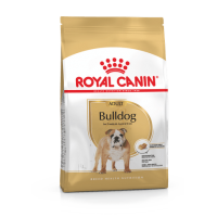 Royal Canin Bulldog Adult - сухой корм для собак породы английский бульдог старше 12 месяцев
