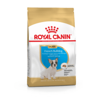 Royal Canin French Bulldog Puppy - сухой корм для щенков собак породы французский бульдог до 12 месяцев