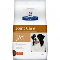 Hill's Prescription Diet j/d Joint Care сухой диетический корм для собак для поддержания здоровья суставов (с курицей)