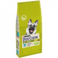 "DOG CHOW ""ADULT LARGE BREED"" СУХОЙ ДЛЯ СОБАК КРУПНЫХ ПОРОД СТАРШЕ 2 ЛЕТ (ИНДЕЙКА)"